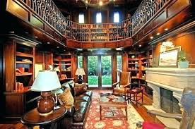 home office library. Brilliant Library Office Library Design Ideas Home View In Gallery Two  Story   And Home Office Library