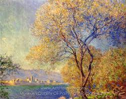 claude monet antibes seen from the salis gardens oil painting reion