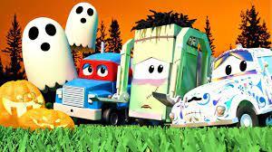 bộ sưu tập 1 giờ phim hoạt hình Halloween dành cho thiếu nhi với những  chiếc xe tải🎃 HALLOWEEN 🎃 | Halloween, Phim hoạt hình, Hoạt hình