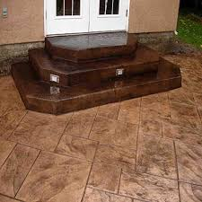 Cover concrete patio ideas Painting Exceptional Backyard Stamped Concrete Patio Ideas Oak Club Of Genoa Exceptional Backyard Stamped Concrete Patio Ideas Oakclubgenoa