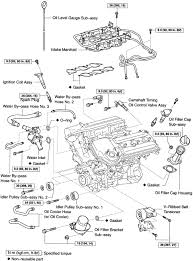 repair guides engine mechanical components intake manifold lower intake manifold assembly and related parts 4 0l 1gr fe engine