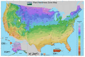 Us Growing Zone Chart What Are Planting Zones Usda Plant Hardiness Zones The