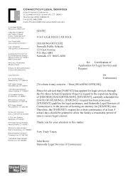 Letter Template For Word Sample Certification Letter Word Doc
