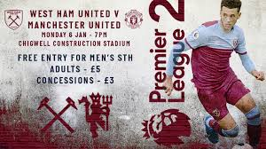 Read about west ham v man utd in the premier league 2020/21 season, including lineups, stats and live blogs, on the official website of the premier league. Watch West Ham U23s Vs Man Utd Free For Season Ticket Holders West Ham United