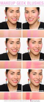 round up makeup geek blushes thoughts parisons beauty hacks makeup geek makeup makeup swatches