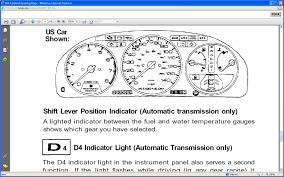 Honda Accord Emissions Indicator Light I Have A 1992 Honda Accord A Recently Bought A Patch For The