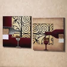 wine picture theme wall canvas painting decoration decorating stunning design for wall art ideas magnificent design wall art ideas features wall