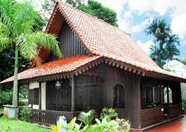 Gambar rumah adat sunda jawa barat. Keunikan Rumah Adat Tradisional Kebaya Betawi Dki Jakarta Tipstriksib