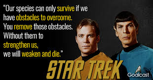 Star Trek Quotes Impressive 48 Famous Star Trek Quotes That Will Live Long