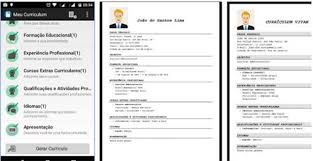 Resume Pro Comparison 5 Resume Builder Apps For Android Apps News Gadgets Now
