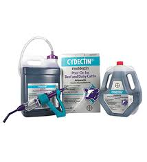 Cydectin Moxidectin Pour On For Beef And Dairy Cattle