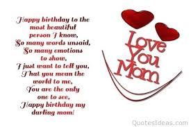 Beautiful Quotes For Moms Birthday Best Of Funny Mom Birthday Quotes And Happy Birthday Quotes For Mom 24 24