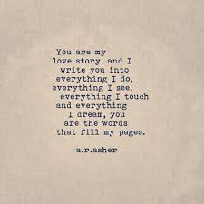 Love Instagram Quotes Beauteous 48 Times Instagram Poet AR Asher PERFECTLY Described How Love
