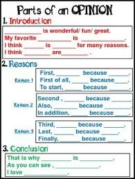 Image result for opinion essay examples free