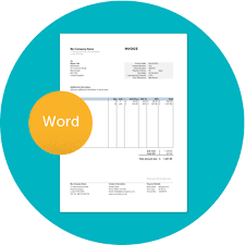 invoice template word free uk invoice template in word for sole traders