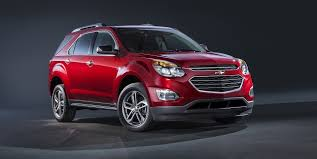 2017 Chevrolet Equinox (Chevy) Gas Mileage - The Car Connection