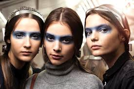 makeup artists at fashion week made it clear that this was big news i absolutely love this trend and i can imagine it to be adapted to a more wearable