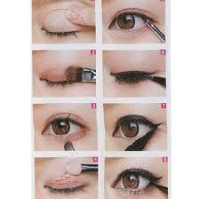 korean makeup step by tutorials insram eyes fashion make up make up tutorial tutorial asian eyes