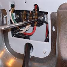change an electric dryer cord to a 4 prong outlet 4 Prong Plug Wiring Diagram converting a dryer from 3 prong to 4 prong step 5 4 prong trailer plug wiring diagram