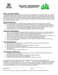 Awesome Medical Technology Resume Sample Image Collection Examples