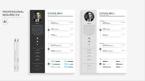 Free Template Resume Download Curriculum vitae Professionale FREE Template download 28