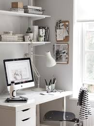 work desk ideas white office. delighful white a light summer workspace with design letters u0026 friends to work desk ideas white office a
