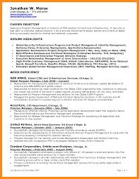 Marketing Executive Resume Objective Sidemcicek Com