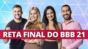 Observatório da TV - TUDO SOBRE A RETA FINAL DO #BBB21 + QUEM IRÁ AO  PAREDÃO HOJE?