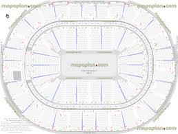 New Orleans Pelicans Seating Chart 3d Smoothie King Center Seating Chart With Seat Numbers