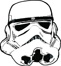 coloring book detail name stormtrooper helmet coloring page
