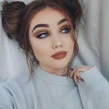 22 awe inspiring fall makeup looks