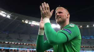 Euro 2020: Kasper Schmeichel takes ...