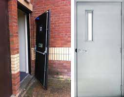 commercial door break in repair edmonton