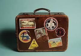 vintage luggage. vintage luggage #brown d