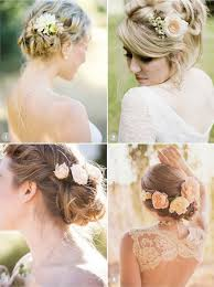 Wedding Bridal Hairstyle wedding bridal party beautiful fashion hairstyles for bride 7464 by stevesalt.us