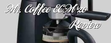 15 bar espresso machine, premium lavella, espresso and cappuccino maker with stainless steel milk f. Mr Coffee Steam Espresso Machine Conversation Piece Of An Appliance Proves Surprisingly Effective Espresso Perfecto