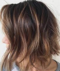 Ash Brown Hair In Medium Length