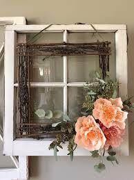 diy paper flowers wreath 2