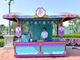 お祭りの屋台気分で食べたい東京ディズニーランドディズニー夏祭り