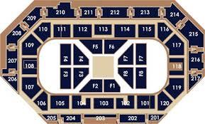 Seating Centurylink Arena Boise Id