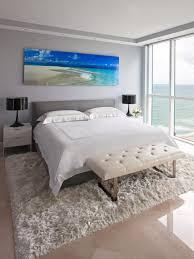 Master Bedroom Gray Gray And White Master Bedroom Benjamin Cruz Hgtv