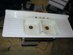 how to paint a porcelain sink refinishing bathroom sink for modern style bath refinishing kits