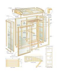 wooden greenhouse pdf woodworking free green house plans ingenious design ideas 14 get your greenhouse started canadian home work