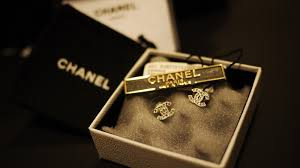 chanel earrings price. i got my small cc earrings in feb for $250. chanel price