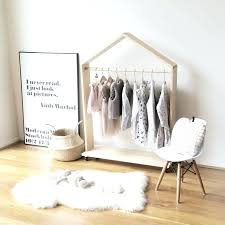 Diy Hanging Clothes Rack From Ceiling Target Heavy Duty. Clothes Hanging  Rack With Shelves Wall Mount Ing Target. Clothes Hanging Rack Diy With  Shelves Wall ...