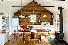 farmhouse interior design ideas view in gallery small kitchen and dining room idea with farmhouse style