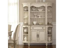 Stunning White Dining Room Hutch Photos AWconsultingus - Dining room corner hutch