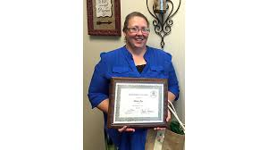 Employee Of The Month Photo Frame Loper Honored As Employee Of The Month News And Events