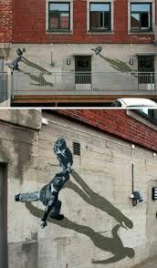 wall mural artist london