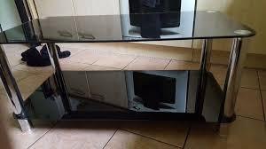 black glass coffee table argos matrix table image 1 of 3